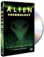 Alien Technology (DVD, 2006) New, Hosted by Stacy Keach, from Direct Source Inc