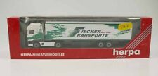 Herpa 144452 DAF pêcheurs Transports semi-remorque SZ CAMION 1:87 NEUF dans sa boîte 9916-83-89