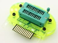 Atari 2600 Homebrew player ZIF eprom to cartridge adapter test your games roms