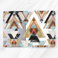 Geometric Abstract Art Case For iPad Pro 9.7 10.2 10.5 11 12.9 Air Mini 2 3 4 5