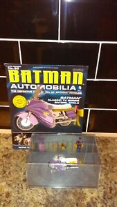 eaglemoss batman automobilia