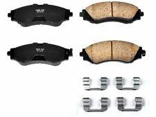 For 2006-2011 Chevrolet Aveo5 Disc Brake Pad and Hardware Kit Power Stop 51812ZV
