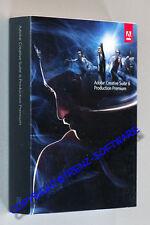neu: Adobe Creative Suite 6 Production Premium MAC deutsch Upgrade - MwSt CS6