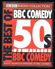 BBC COMEDY of the 1950s 8 different shows 4-CASSETTE 8 Programme SET