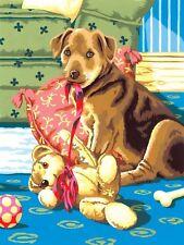 Malen nach Zahlen Ravensburger 277964 Malen nach Zahlen Multipack Hunde