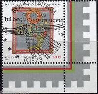 Bund 1981 , o , Eckrand m. Berliner FDC Stempel