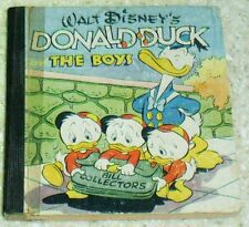 Walt Disney's Donald Duck and the Boys 845, (VG- 3.5) 1948 Barks art!