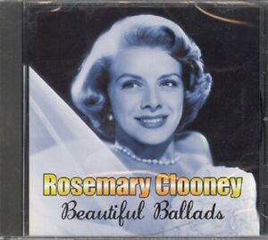 Audio CD - Pop - Rosemary Clooney Beautiful Ballads - Beautiful Brown Eyes