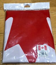 Canadian Flag 3x5 ft Canada Maple Leaf Red White Banner National Nation Country