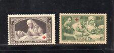 Francia Cruz Roja Serie del año 1940 (DQ-905)