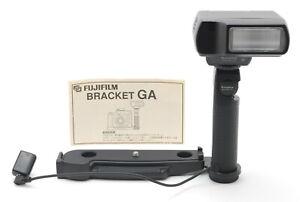 [Near Mint+] Fujifilm Strobe GA / Flash Bracket GA Grip For GA645 From Japan 914