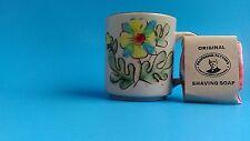 Mug & Shaving Soap Set, Original, Professor Patton's