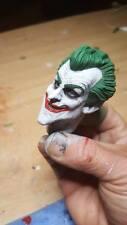 custom painted batman arkham joker head for 12 inch body