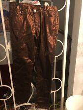 VIP Bronze Size Pants Sz 11/12 NWT Holiday Christmas Ladies Women's