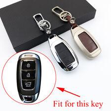Key Shell Cover Case Bag Holder Fit For Hyundai I30 Ix35 Azera Santa IG Elantra