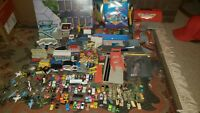 Vintage Micro Machines Vehicle lot 100+ and Playsets GIANT LOT Galoob