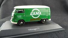 Schuco 450358700 VW T1 Kastenwagen GAMA  MHI Sondermodell 1:43  NEU OVP