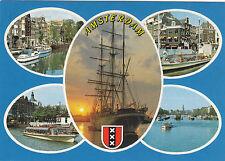 Schiff Niederlande Holland Segelschiff Amsterdam Grachten Boote