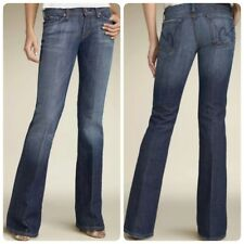 Citizen of Humanity Women's Jeans Straight Leg Blue Size 30