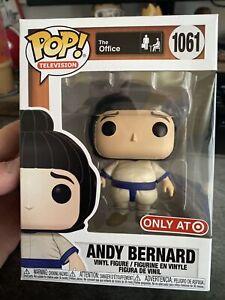 Funko Pop Office Andy Bernard In Sumo Suit 1061 Target Exclusive In Hand Now