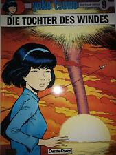 Yoko Tsuno tome 9 -- La fille du vent -- Willard Verlag