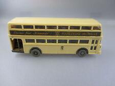 """Wiking:D2U Bus, """"etwas für Kenner"""", Buslinie S2 (1W)"""