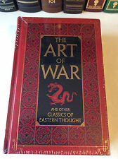 The Art of War and Other Classics of Eastern Thought - leather-bound - NEW