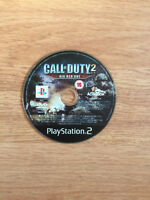 Call of Duty 2: Big Red One for PS2 *Disc Only*