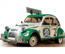 Tamiya 300058670 - 1:10 RC Citroen 2CV Rally (M-05Ra) - Neu