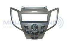 Radio Stereo Mounting Installation Dash Kit Single DIN SILVER METRA 99-5825S