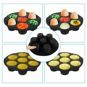 18-21cm Silicone Air Fryer Molds Cupcake Cake Muffin Cups DIY Baking Cake W9C3