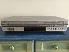 JVC DVD CD VCR Combo VHS Player Recorder HR-XVC27U No Remote