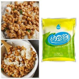 10G / Bag Bacillus Natto For DIY Natto enzyme spore Fermentation starter B5Q8
