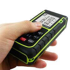 Hand-held 40M Laser Distance Measure Electronic Digital Meter Measuring UK