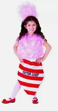 Cotton Candy Costume Ages 3-4 (Waist 26-28 Inch, Height 36-39 Inch)  #23