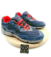 New Balance Mens 850 Blue Red Running Shoes Lace Up Low Top Size 10 D #ML850BHM