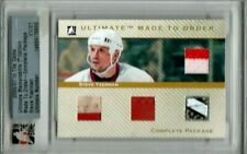 2006-07 ITG Ultimate Made to Order Complete Package Steve Yzerman 1/1 RED WINGS