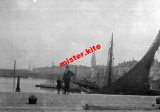 negative-wenduyne-Flandern-Vlaanderen-1926-Westflandern-Hafen-Belgien-15