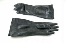 Original rubber safety gloves SWEDEN size M