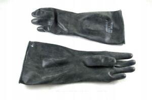 Original rubber safety gloves SWEDEN size L