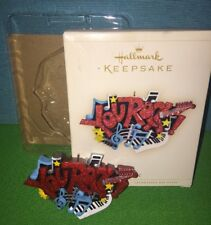 You Rock Music Hallmark Keepsake Ornament and Magnet in Original Box 2006