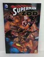 SUPERMAN Versus Zod  DC TPB Graphic Novel