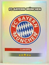Match Attax 2016/17 Bundesliga - #340 FC Bayern München - Clubkarte / Wappen