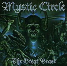 Mystic Circle-The Great Beast LIMITED EDITION DIGIPAK + bonus track Massacre
