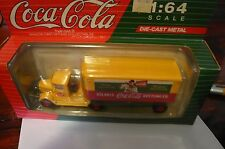 Vintage COCA-COLA Delivery Truck Diecast 1:64-  IN BOX 1993 Mack BM