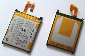 NEU Original Sony Akku LIS1543ERPC für Sony Xperia Z2, D6502, D6503, D6543, L50T