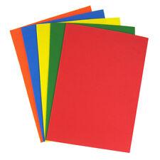Primary Assorted Plain EVA Foam Sheet, 11-1/2-Inch x 8-1/2-Inch, 5-Piece