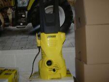 KARCHER K2 PRESSURE WASHER  ON WHEELS machine only