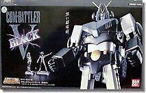 Bandai Soul of Chogokin: Gx-03 B Com-battler V Black Die Cast Action Figure