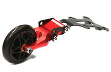 T5013RED Integy Billet Machined Wheelie Bar for HPI Savage XS Flux